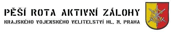 Pěší rota AZ KVV hl. m. Praha